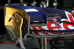 Scuderia Toro Rosso Technical detail front wing