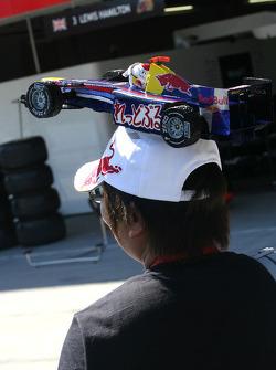 Fan of Sebastian Vettel, Red Bull Racing