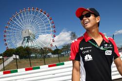 Sakon Yamamoto, Marussia Virgin Racing