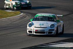 #30 Ansa Motorsports Porsche 911 GT3 Cup: Angel Benitez