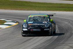 #55 Kelly Moss Motorsports Porsche 911 GT3 Cup: Scott Tucker