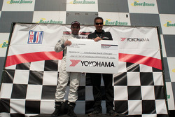 Yokohama Hard Charger Award