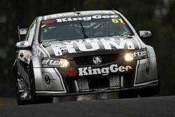 Fabian Coulthard, Craig Baird, #61 Bundaberg Red Racing
