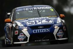 Shane van Gisbergen, John McIntyre, #9 SP Tools Racing