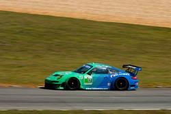 #17 Team Falken Tire Porsche 911 GT3 RSR: Wolf Henzler, Bryan Sellers, Martin Ragginger