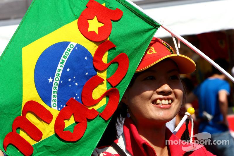 Fan of Felipe Massa, Scuderia Ferrari