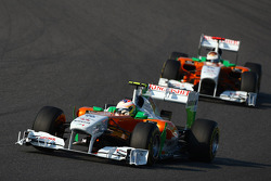Paul di Resta, Force India F1 Team voor Adrian Sutil, Force India F1 Team
