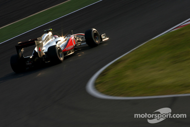 2011: Jenson Button, McLaren-Mercedes
