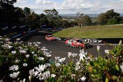 #2 Toll Holden Racing Team: Garth Tander, Nick Percat, #888 TeamVodafone: Craig Lowndes, Mark Skaife