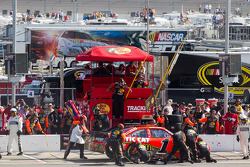 Passage aux stands pour Jamie McMurray, Earnhardt Ganassi Racing Chevrolet