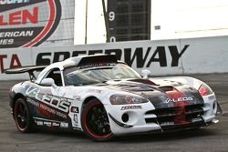 The VLEDS / Federal Tire, Dodge Viper SRT-10 piloted by Dean