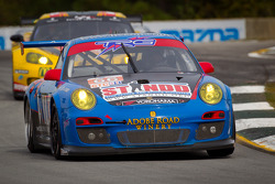 #66 TRG Porsche 911 GT3 Cup: Duncan Ende, Peter Ludwig, Spencer Pumpelly