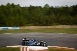 #52 PR1 Mathiasen Motorsports Oreca FLM09: Ken Dobson, Henri Richard, Ryan Lewis