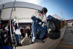 Peugeot Sport Total team member