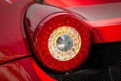 Ferrari F458 Italia rear light detail