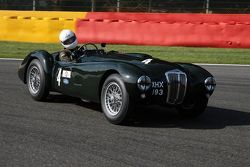 #4 Frazer Nash Mille Miglia: Philip Champion, Martin Stretton