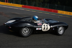 #11 Jaguar D-type: Людовик Ліндсей, Фред Вакеман