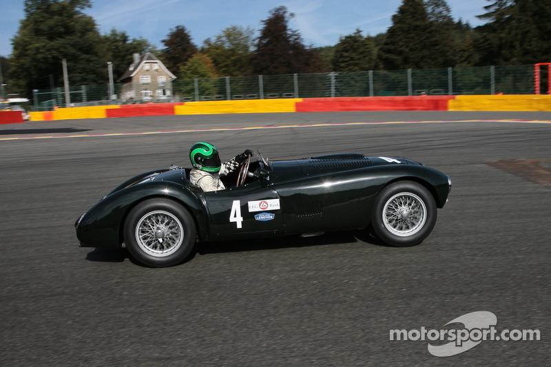 4 Frazer Nash Mille Miglia: Philip Champion, Martin Stretton