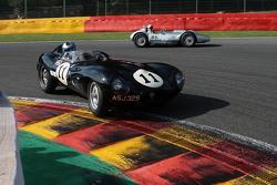 #11 Jaguar D-type: Людовик Ліндсей, Фред Вакеман