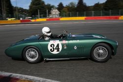 #34 Aston Martin DB3: Mark Midgley
