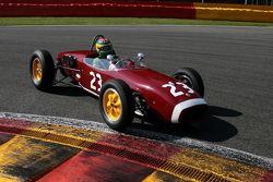 #23 Malcolm Ricketts, Lotus 18