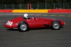 Klaus Lehr, Maserati 250F CM5