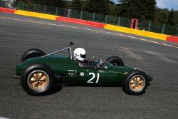 Alex Morton, Lotus 21