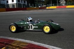 #118 John Chisholm, Lotus 18