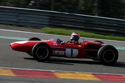 #1 John Harper, Brabham BT4