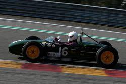#16 Paul Smeeth, Lotus 18