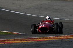 #22 Allan Miles, Maserati 250F CM7