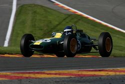 #25 Andy Middlehurst, Lotus 25