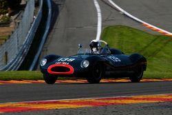 #139 Cooper T39 Bobtail: Charles McCabe, Alan Baillie