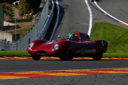 #4 Lotus XI S1 Le Mans: Philip Champion, Martin Stretton