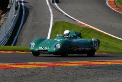 Lotus XI Le Mans Series : Jacques Naveau, David Axisa
