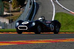#8 Lister Jaguar Knobbly: Tony Wood, Alasdair McCaig