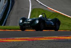 #36 Lister Jaguar Knobbly: Stefan Ziegler, Chris Keith-Lucas