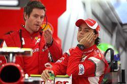Rob Smedley, , Scuderia Ferrari, Chief Engineer of Felipe Massa, Scuderia Ferrari