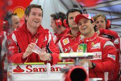 Rob Smedly,, Scuderia Ferrari, Chief Engineer of Felipe Massa, Scuderia Ferrari