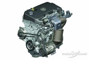 General Motor's new V6 Chevrolet engine