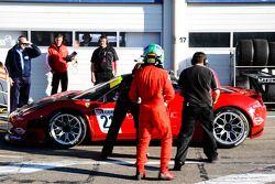 Ferrari F458 Italia : Duncan Cameron/Matt Griffin