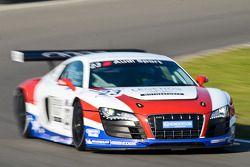 United Autosport Audi R8 LMS : Zak Brown/Matthew Bell