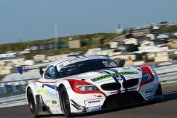 #36 Faster Racing by DB Motorsport BMW Z4 GT3 Harrie Kolen/Nick Catsburg