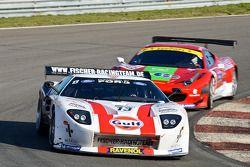 #14 Fischer Racing Ford GT: Mikko Eskelinen/Christoffer Nygaard