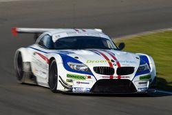 #35 Faster Racing by DB Motorsport BMW Z4 GT3: Hoevert Vos/Jeroen den Boer