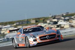 #12 Gravity Charouz Racing Mercedes-Benz SLS AMG GT3 - Jan Stovicek/Jakub Knoll