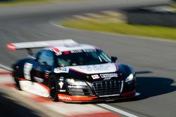 #33 Belgian Audi Club Audi R8 LMS: Enzo Ide/Christopher Haase