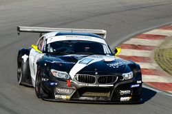 #7 Need for Speed Team Schubert BMW Z4 GT3: Csaba Walter/Claudia Hurtgen