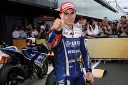 Second place qualifying for Jorge Lorenzo