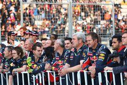 Mécaniciens Red Bull